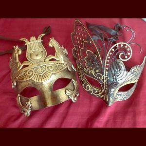 Other - Couple's Mask ( Masquerade ball )